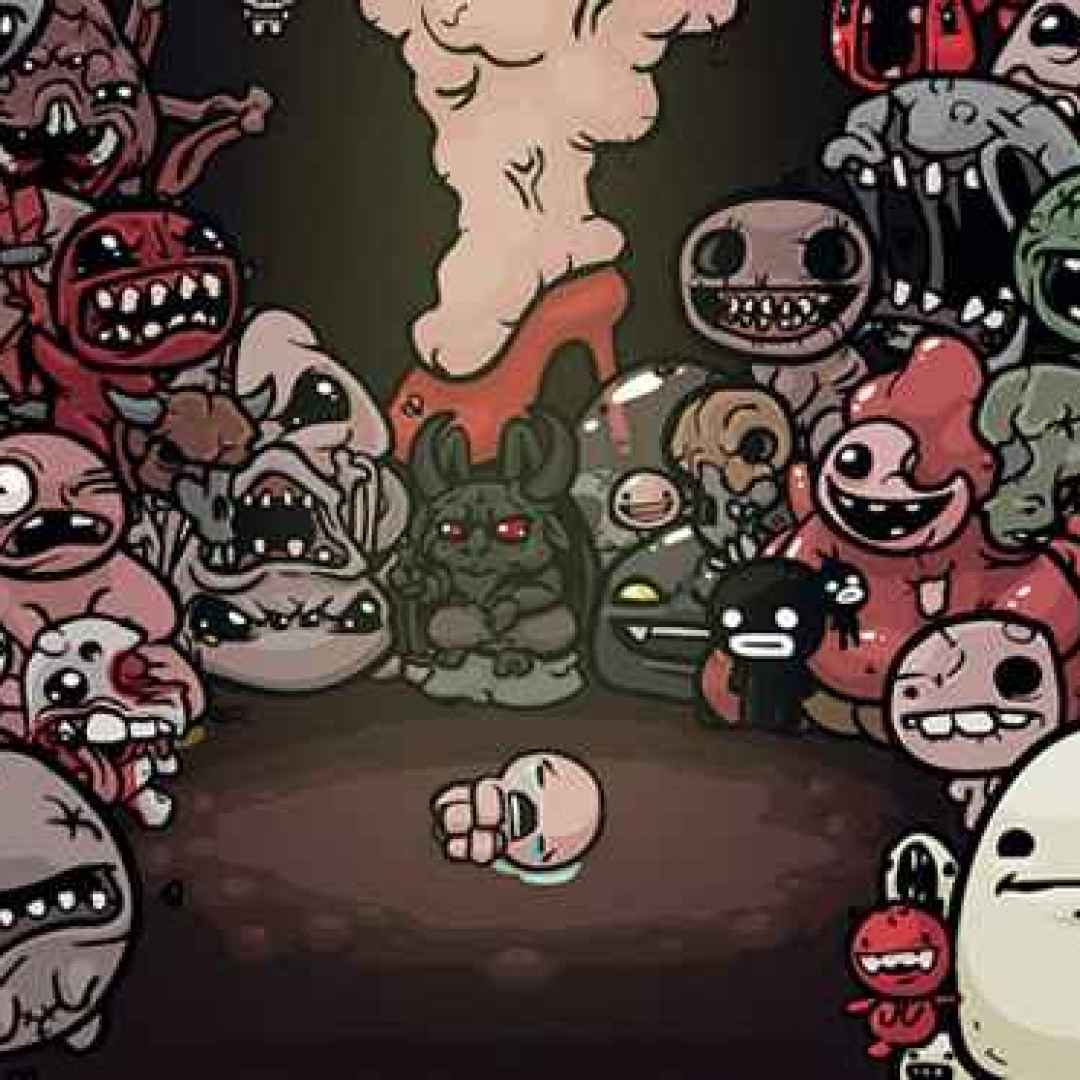 The Binding Of Isaac: Rebirth Disponibile