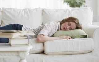 Psiche: sonnellino  pisolino