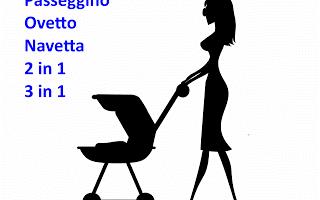 Soldi: passeggino trino neonato guida risparmio