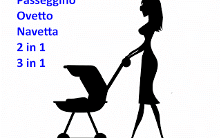 passeggino trino neonato guida risparmio
