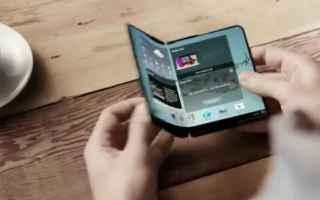 Galaxy X, il primo smartphone pieghevole della storia che sarà lanciato da Samsung, resta ancora av