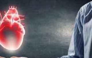 Salute: stress  infarto  ictus