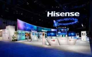 Cellulari: hisense  smartphone  android  ces2017