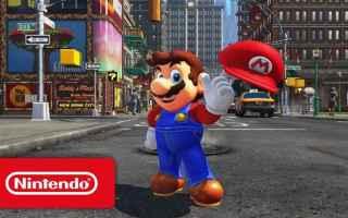 Giochi: Presentato ufficialmente Super Mario Odissey. In arrivo su Nintendo Switch