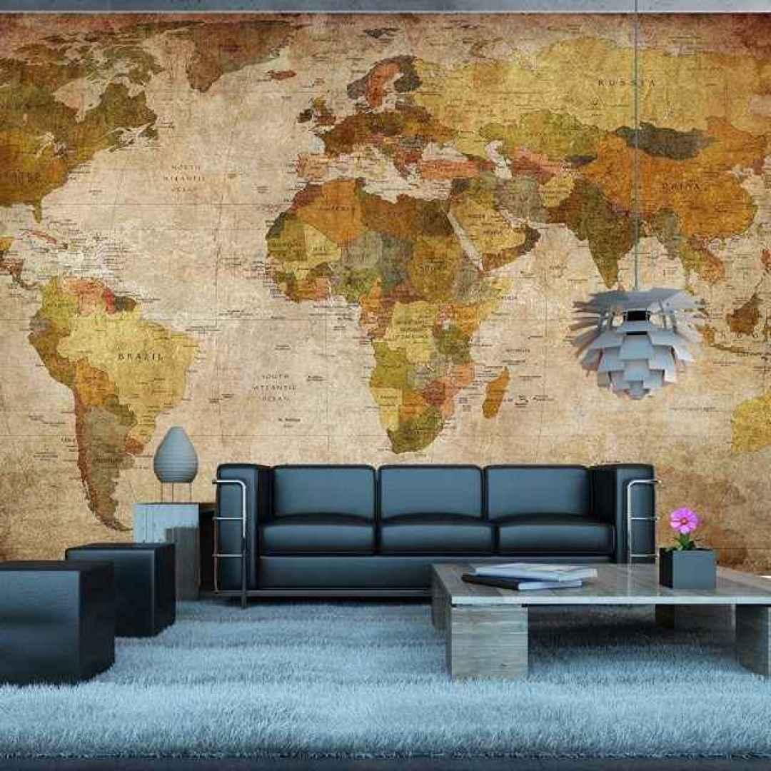 Stickers o Adesivi Murali: la nuova collezione per il salotto e la ...