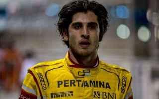 Formula 1: f1  ferrari  giovinazzi
