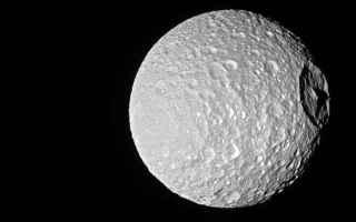 Astronomia: missioni spaziali  nasa  cassini