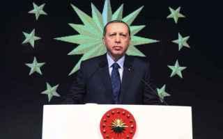 dal Mondo: Erdogan avrà sempre più poteri,la riforma presidenziale divide la Turchia