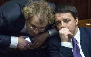 Politica: Renzi difende Lotti e Del Sette sul caso Consip,fuga di notizie?