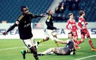 Calciomercato: real madrid  liga  isak