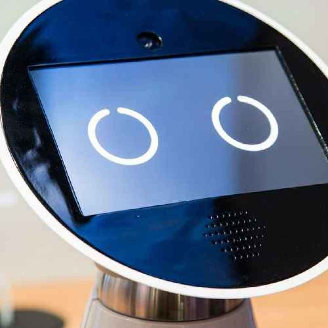 Bosch Mykie, il simpatico robot tuttofare per la cucina