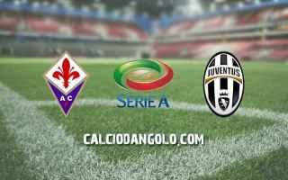 Serie A: fiorentina  juventus  serie a  calcio