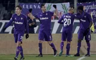 Serie A: fiorentina  juventus  2 1  video  gol