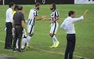 Serie A: juventus calcio allegri fiorentina
