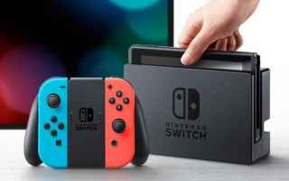 Console games: switch  nintendo