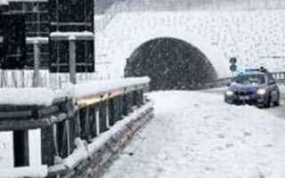 Meteo: burian  freddo glaciale