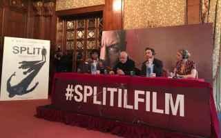 Cinema: spalti milano cinema  shyamalan mcavoy