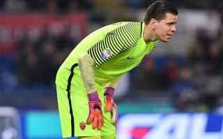 Calcio: roma  szczesny  serie a  calciomercato