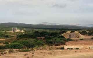 Cagliari: escalapiano  uranio impoverito  malformazioni