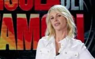 Televisione: tv  anticipazioni  isola dei famosi 2017