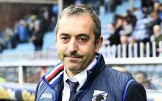 Calciomercato: calciomercato  sampdoria  giampaolo