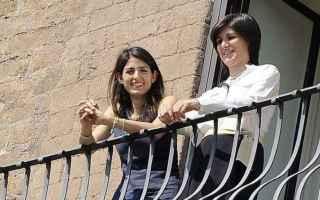 Politica: classifica  sindaco  roma  raggi