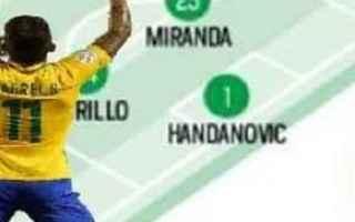 Coppa Italia: inter  pioli  gabigol  bologna