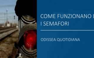 Roma: Come funzionano le Metro: I segnali luminosi