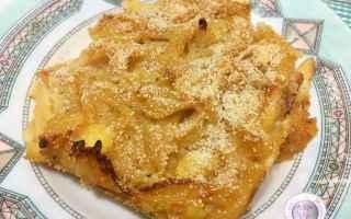 Ricette: patate  pasta  forno
