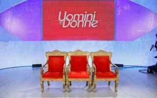 Televisione: anticipazioni  gossip  uomini e donne