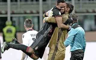 Serie A: torino  milan  serie a  donnarumma