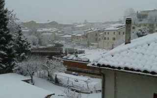 Meteo: maltempo  neve