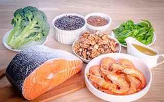 Alimentazione: omega 3  acidi grassi  alimentazione