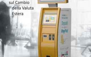 Soldi: viaggi valuta cambio risparmio soldi