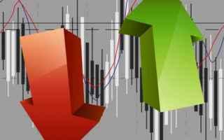 Economia: saliscendi  banche  abi