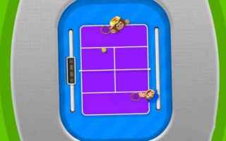 Mobile games: bangbangtennis  videogame  android  ios