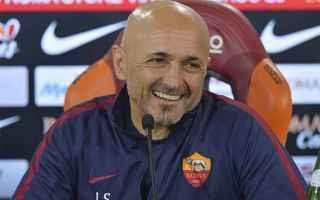 Coppa Italia: coppa italia  conferenza  roma spalletti