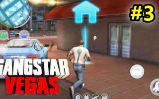 Mobile games: gangstar vegas  android  gta  azione