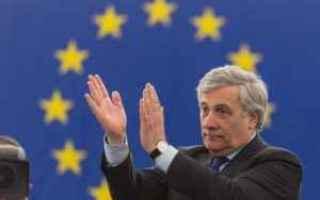 Politica: antonio tajani  parlamento europeo