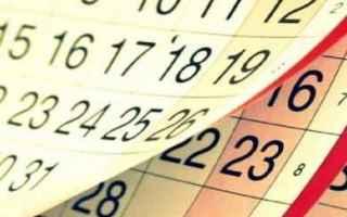 Fisco e Tasse: scadenze fiscali 2017
