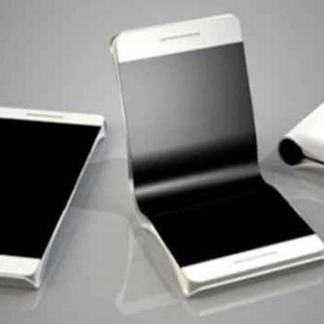 smartphone  flexible  samsung  lg  nokia