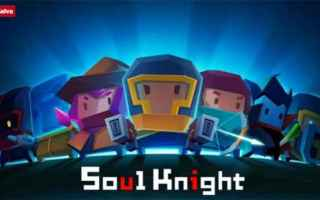 Mobile games: videogame  roguelike  soul knight