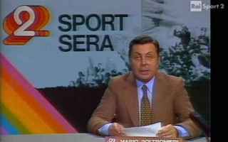 Formula 1: poltronieri  morto  giornalista  formula1  mario poltronieri