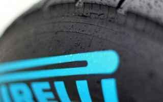 Formula 1: f1  pirelli  test  gomme bagnato