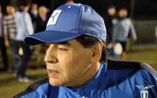 Calcio: maradona  higuain  napoli  serie a