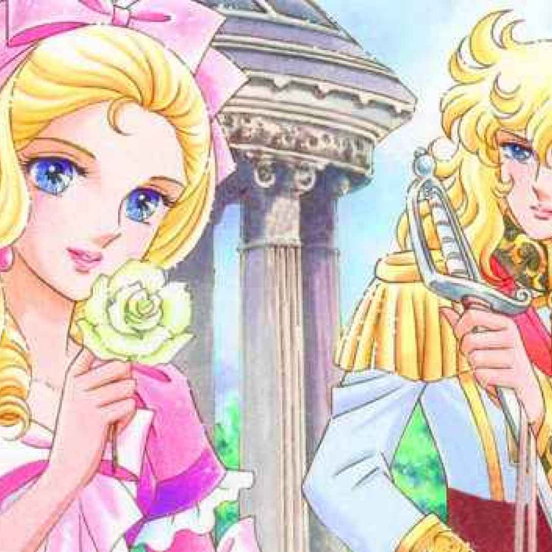 lady oscar  cartoni animati  tv  anime