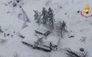 Notizie locali: terremoto  hotel  sisma  vittime