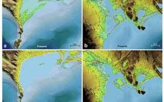 Ambiente: coste  mare  acqua