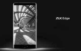 Cellulari: LENOVO ZUK EDGE: RECENSIONE E PREZZO