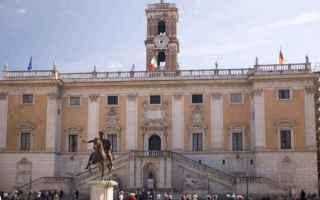 Roma: campidoglio  marra  roma